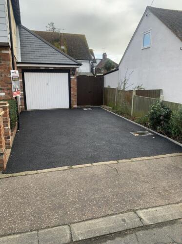 Driveway Project - Hanson Roofing