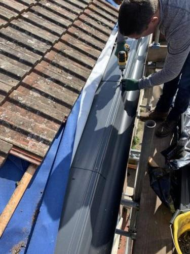 Guttering Project - Hanson Roofing