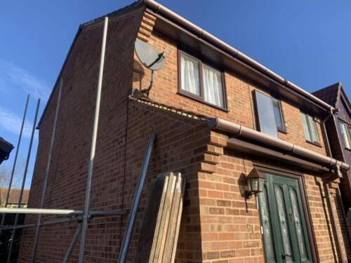 Roofing Replacement Project - Hanson Roofing